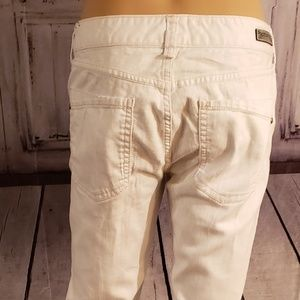 Express white jeans size 10